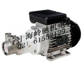 进口单相无泄漏不锈钢磁力泵 旋转叶片泵 增压泵