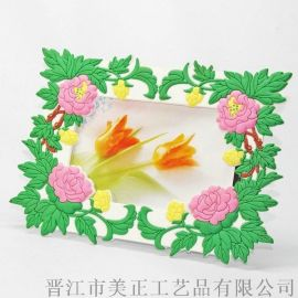 定制 PVC相框 PVC个性创意卡通相框