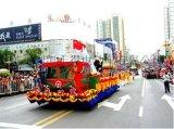 嘉年華巡遊花車,電動花車底盤,迪士尼樂園表演花車