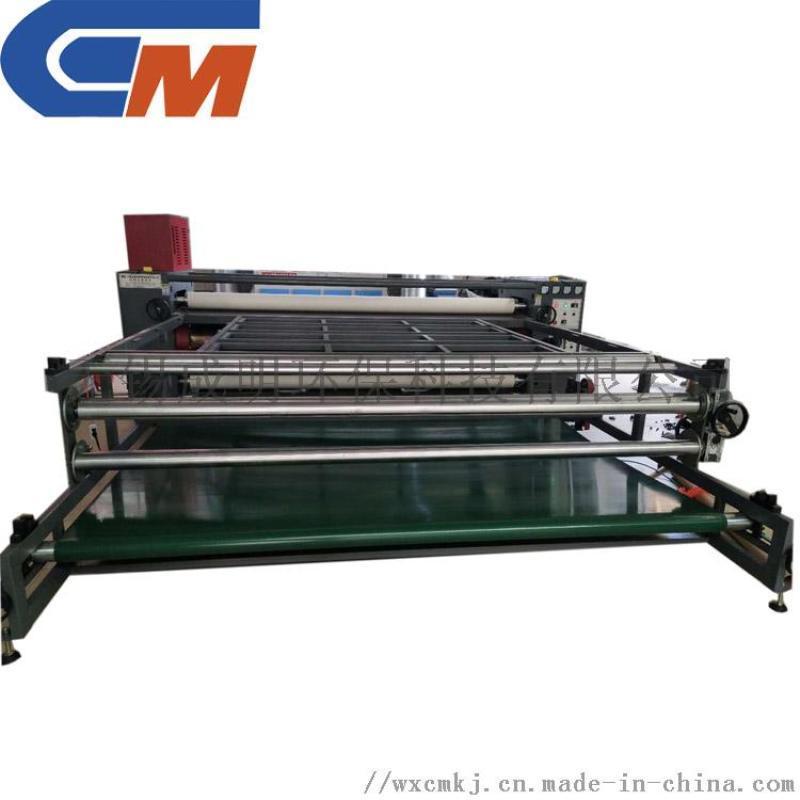 多功能热转移印花机用于服装,家纺等