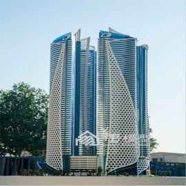 单体高层建筑沙盘模型制作大厦酒店公寓展示沙盘定制