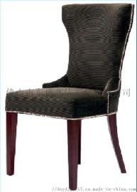 實木餐椅家具 酒店寫字椅家具