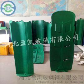 玻璃钢高速防眩板@得荣玻璃钢高速防眩板