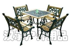 公园铸铁桌椅