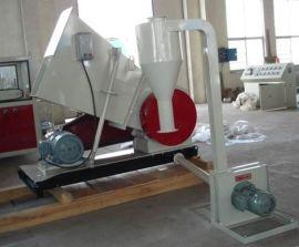 厂家直销塑料管材破碎机专业破碎管材设备无需切割可直接破碎