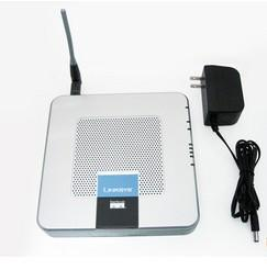 全新LINKSYS WRTP54G 54M无线路由器(WRTP54G)