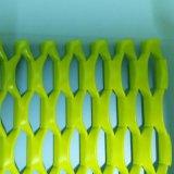 塗塑鋁板網 幕牆網 裝飾鋁板網