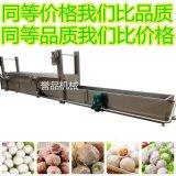 加工肉丸子设备 包心丸子流水线生产加工 节能连续式肉丸机全自动