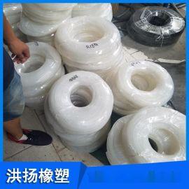 白色硅胶管 耐高温硅胶管 食品级硅胶管 工业用硅胶管