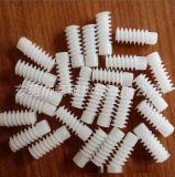 供應玩具塑料蝸桿 塑膠蝸桿豬腸牙 螺旋脫模無合模線耐磨損低噪音