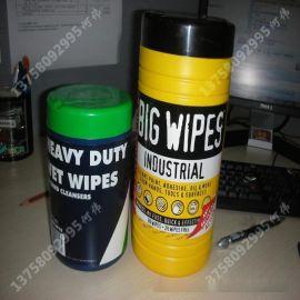 工业清洁湿巾生产厂家_新价格_供应出口多规格工业清洁湿巾