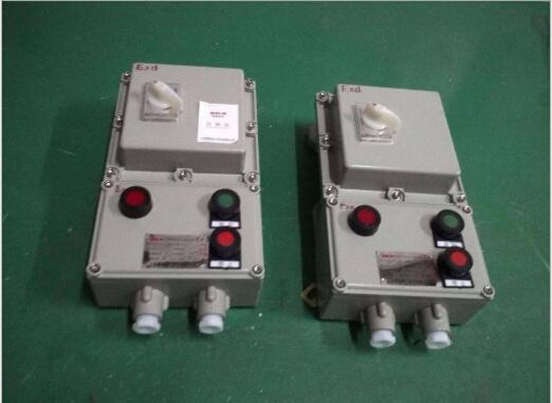 2.2KW电机防爆磁力启动器