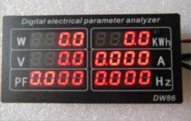 LED展示箱功率表