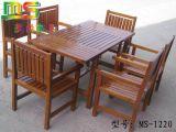 组合实木桌椅 (MS-1220)