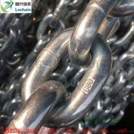 解析矿用链条,起重链条,提升机链条的区别