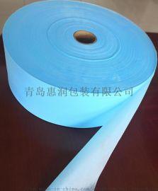 纺粘无纺布,卫生蓝口罩布,25gsm白色口罩布
