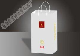 温州定制酒水手提袋,手提袋印刷制作,手提袋价格