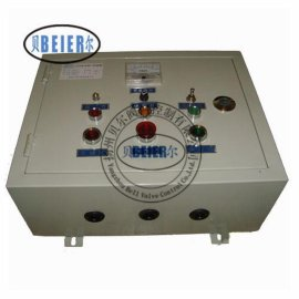 DKX-10A挂壁式电动阀门控制箱