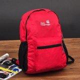 摺疊小雙肩揹包 優質牛津布學生戶外休閒書包