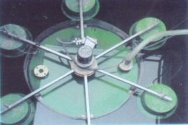 浮油吸收机
