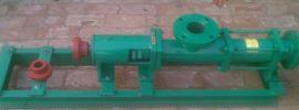 八方油泵G型单螺杆泵