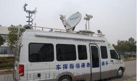 SPACENET多通道卫星应急移动指挥平台