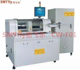 深圳厂家特价  切板机 视觉全自动分板机, CW-F01 pcb铝基板曲线铣刀程序分板机