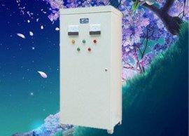 45千瓦星三角起动柜,QX4-55kW电机带水泵配电箱
