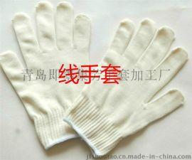 可水洗再用线手套集芳牌AS型