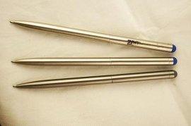2088商务细笔,全不锈钢金属笔,圆珠笔