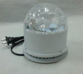 飞碟魔球灯,水晶魔球灯,UFO舞台灯