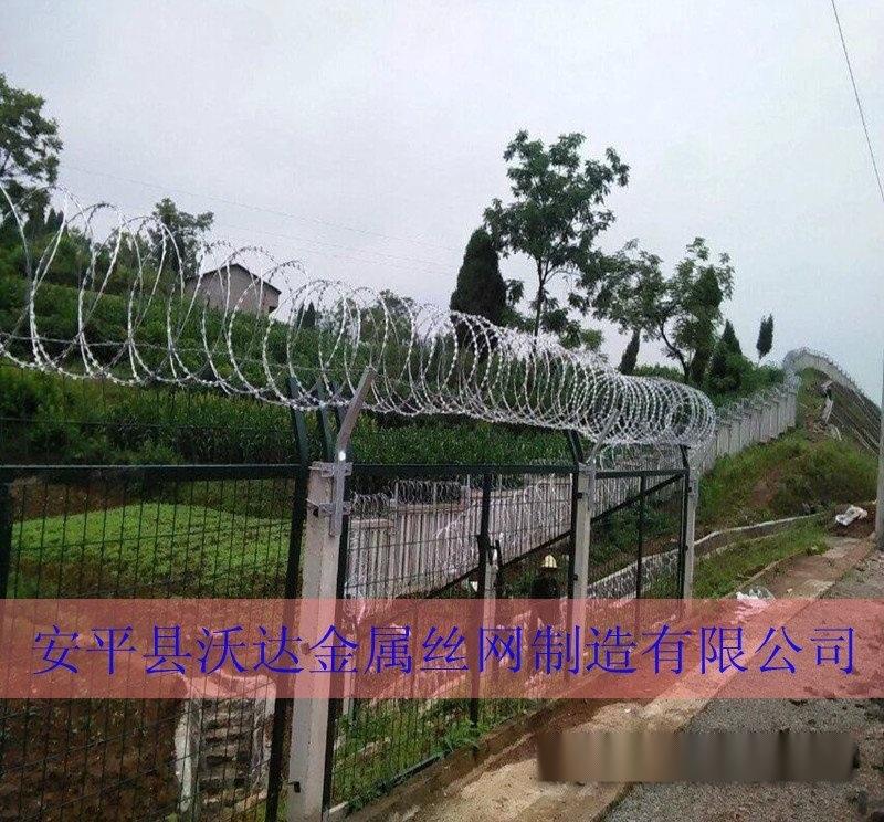 金属网片防护栅栏2012-8001