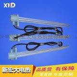 不鏽鋼鐵氟龍電熱管耐腐蝕性聚四氟乙烯加熱管316發熱管380V3KW