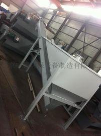南京中德环保砂水分离器生产厂家,LSSF-320