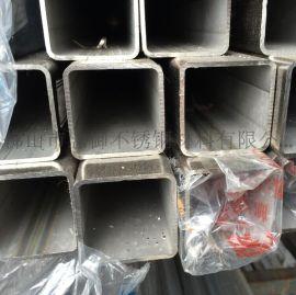 唐山现货拉丝不锈钢管, 304不锈钢方通, 不锈钢焊管