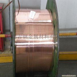 QSN6.5-0.1锡磷青铜扁线,1.5mm磷铜扁线