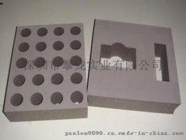 海棉内衬 电子产品包装内衬 异形切割加工
