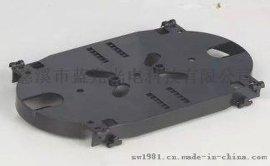 厂家直销熔纤盘 12芯/24芯熔纤盘 光纤直熔盘 可叠式熔纤盘 终端盒分纤箱专用熔纤盘
