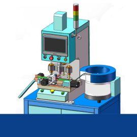 精密电池铝换全自动压装检测机