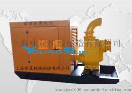 8寸柴油水泵 柴油机水泵