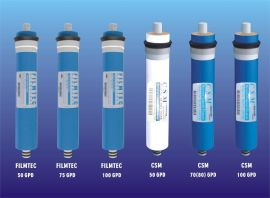 50G世韩膜CSM膜净水器纯水机RO膜反渗透膜滤芯RE1812-50R抗污染型