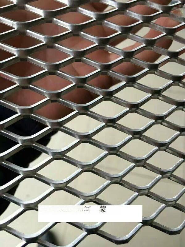 高品质304不锈钢防护网,304不锈钢菱形防护网,304不锈钢钢板网防护网