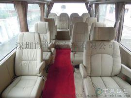 华誉房车 中巴柯斯达商务车座椅改装 汽车改装座椅
