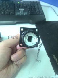 BLJ81-shRJ45防爆网线插口连接器