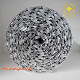 长输热网管道工程保温材料质量比较好厂家** 低能耗气垫隔热反对流层 耐高温铝箔玻纤布 耐高温玻璃棉
