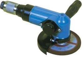 SJ-125A(90°)气动角向砂轮机,SJ-125A(90°)气动角向磨光机