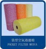 袋型空气过滤棉