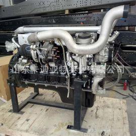 重汽豪沃MC曼发动机飞轮总成 201-02301-6085 重汽曼发动机