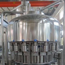 厂家直销全自动玻璃瓶灌装机 玻璃瓶灌装生产线批发