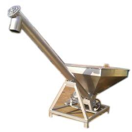 多用途上料螺旋提升机 细粉料管式提料机78